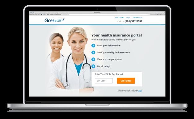 GoHealth Insurance Exchange Marketplace